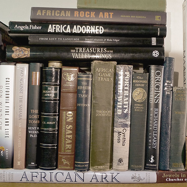 Recommended Safari Books by Donald Young Safaris